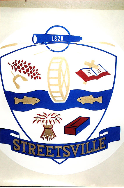 Crest, Town of Streetsville