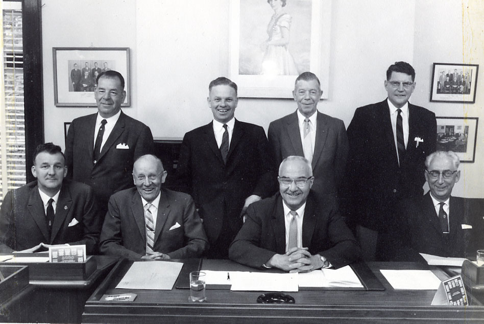 Port Credit Council, 1959-1960