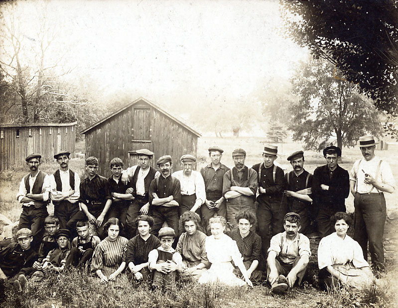 Mill Workers, Streetsville