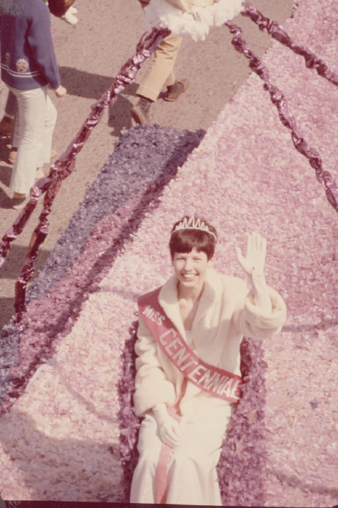 Miss Centennial, Jean Smalley, Cooksville