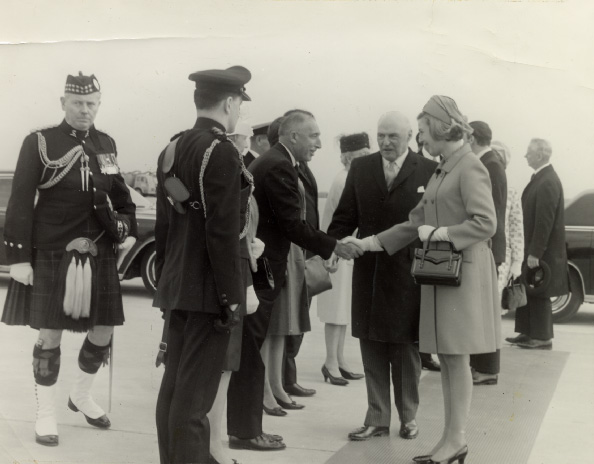 Princess Alexandra, Official Visit to Canada, June 1967, Malton