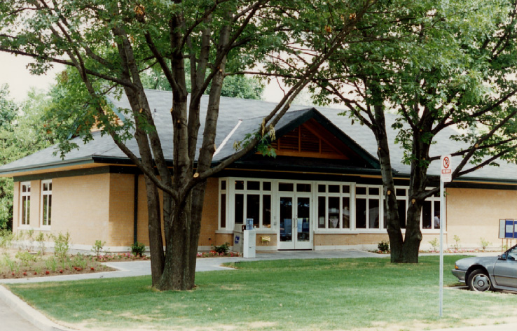 Benares Interpretive Centre, Clarkson