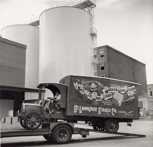 St. Lawrence Starch Company, Truck, Port Credit