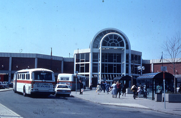 Square One Entrance, 1989