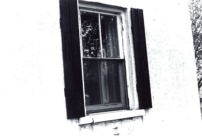 Carberry House, Window, Cooksville