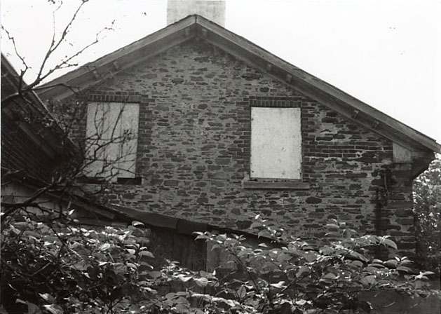 Irwin House, North Gable, Meadowvale