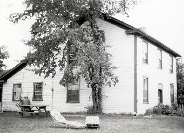 Robert Steen House, Meadowvale