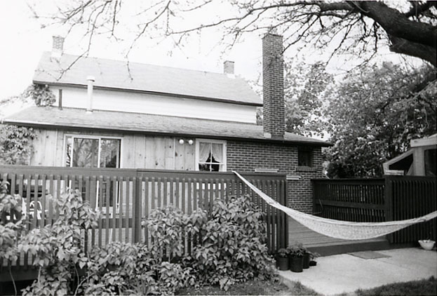 Brookbank House, Rear Addition, Streetsville