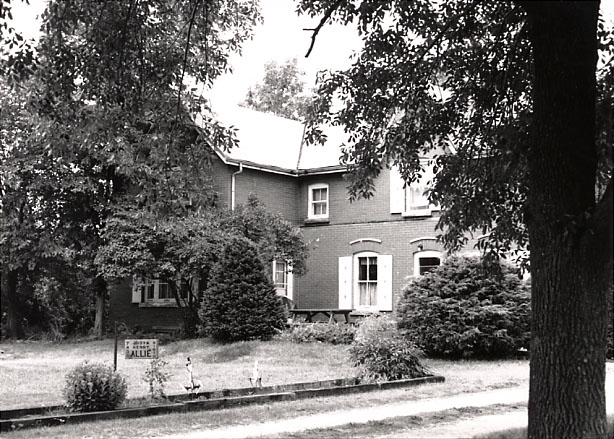 Allie House, Lisgar, Meadowvale