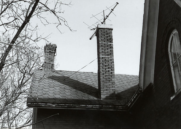 Mason-Gaspar House, Chimneys, Meadowvale, Meadowvale Village