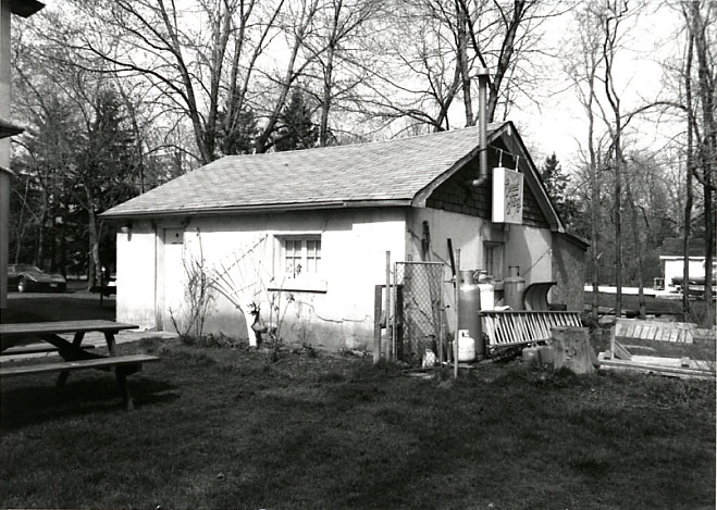 Shepard House, Outbuilding, Cooksville