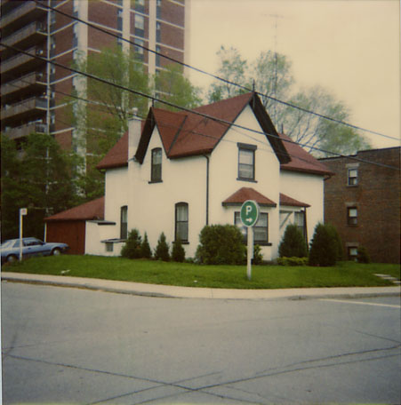William Shaw House, Port Credit