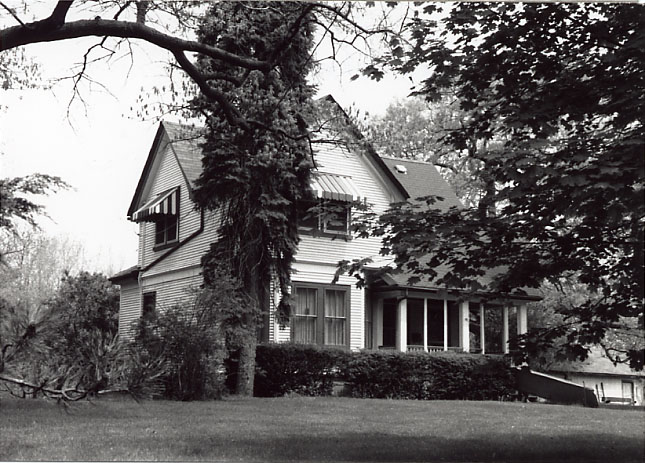 Twin Oaks, Hare Residence, Port Credit