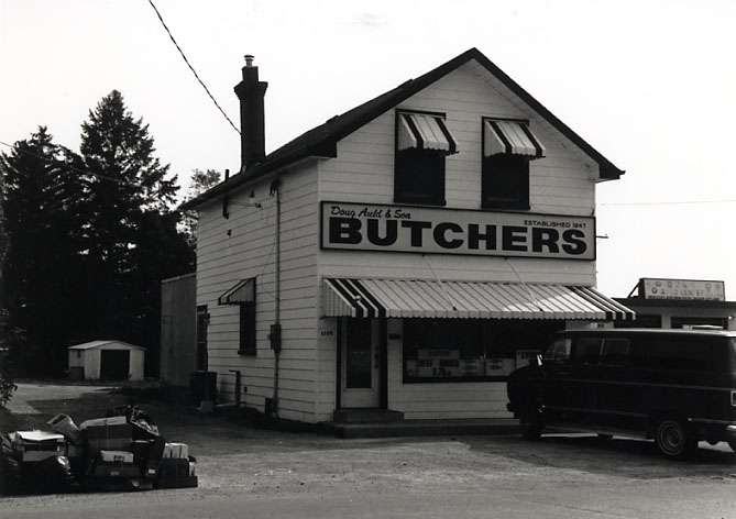Merchant Bank/Auld Butcher Shop, Clarkson