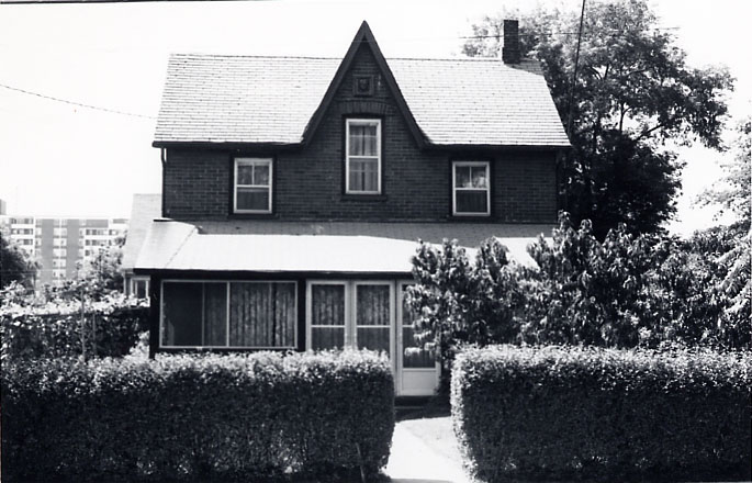 Wright Residence, Cooksville