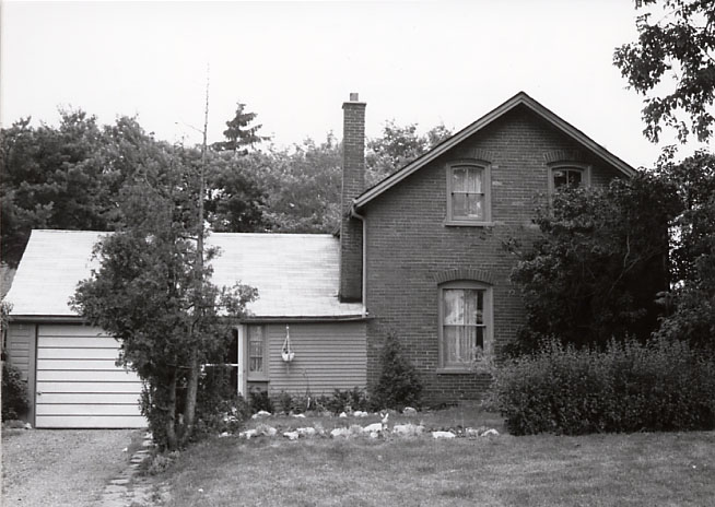 Richard Church House, Cooksville