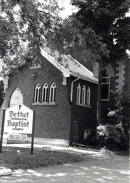 Bethesda-Dixie United Church, Summerville