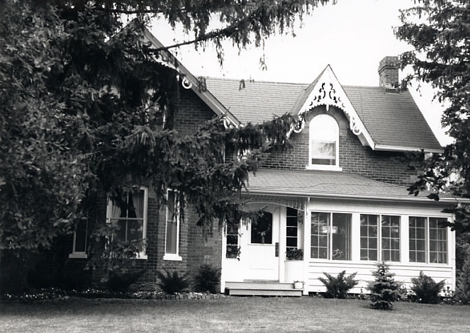 James O'Neil House, Erindale