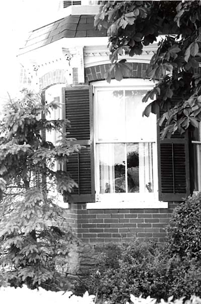 Mabel Graydon House, Bow Window, Streetsville