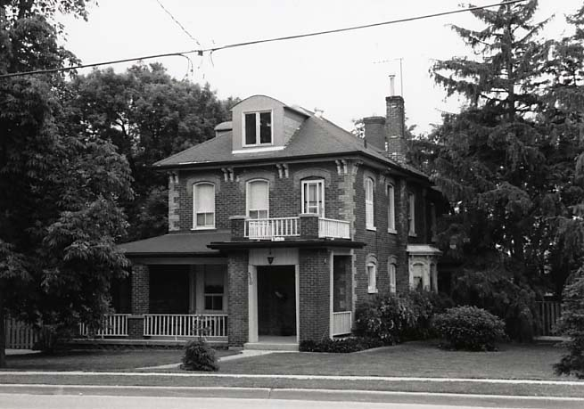 Stiefel Residence, Streetsville