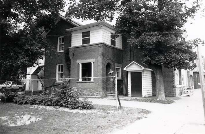Bowie House, Streetsville