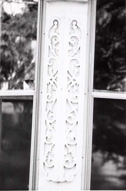 Lubin Residence, Bay Window Detail, Malton