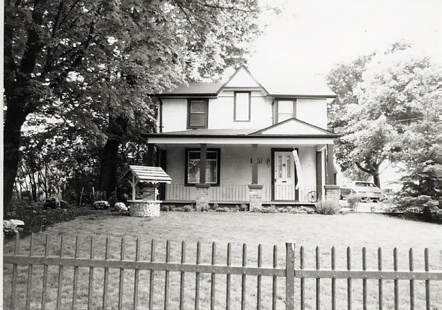 Gauthier House, Meadowvale Village