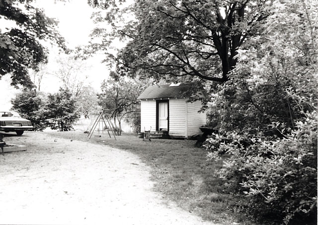 Gauthier House, Shed, Meadowvale Village