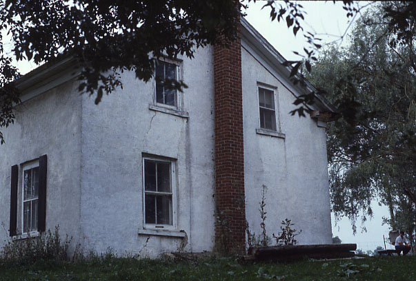 Carberry House, Cooksville