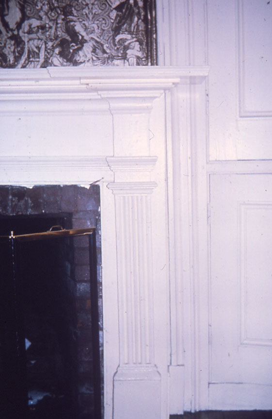 Robinson-Adamson House (The Grange), Fireplace, Erindale