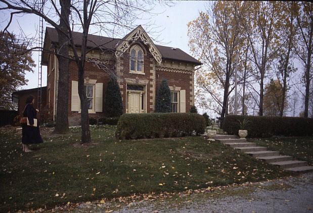 Hunter Holmes House, Derry West, Meadowvale