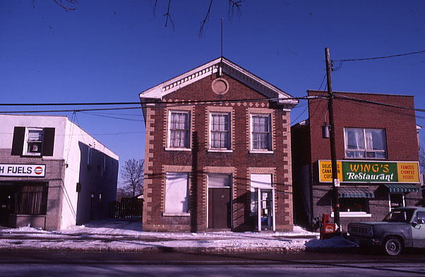 Orange Hall, Streetsville