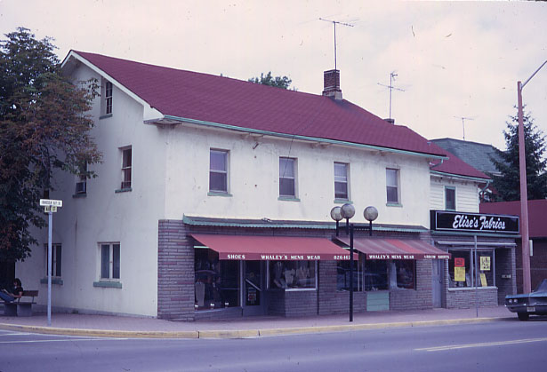 Embleton-Whaley Store, Streetsville
