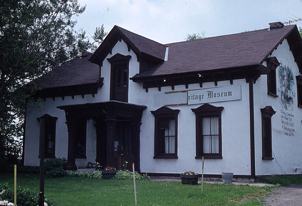 Hansa House (German Canadian Museum), Britannia