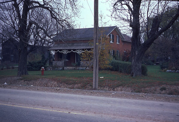 Rowe-Steggall House, Streetsville