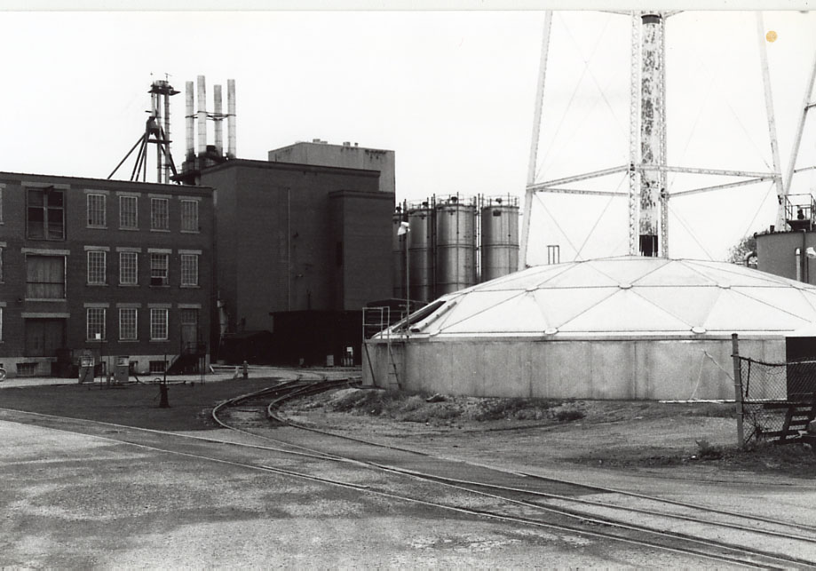 St. Lawrence Starch Company, Port Credit