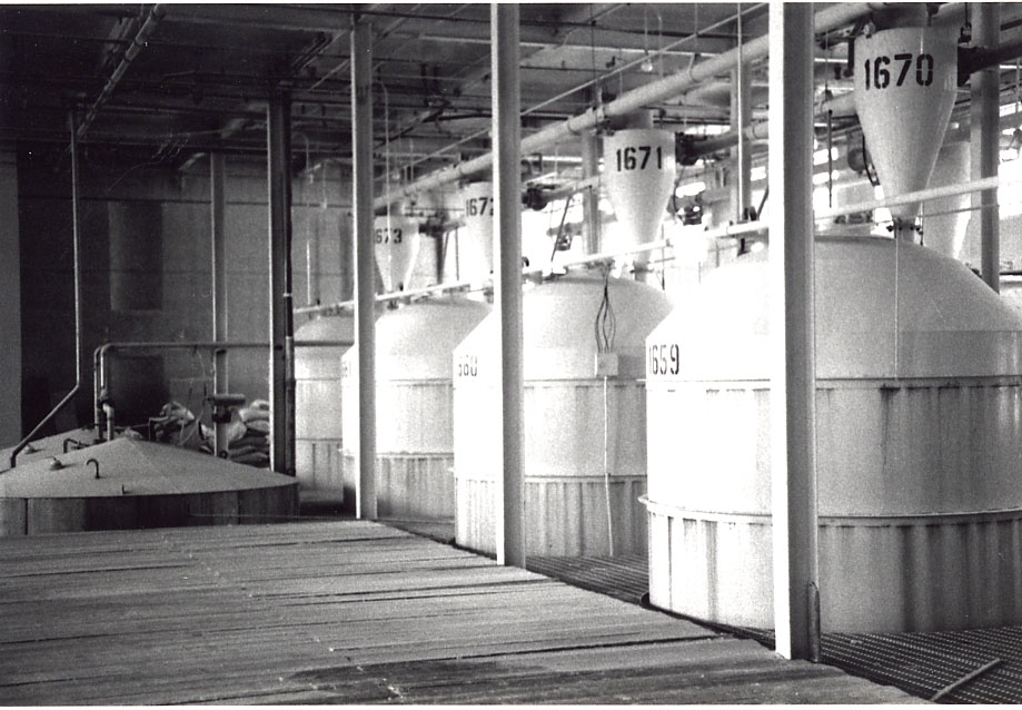 St. Lawrence Starch Company, Interior, Port Credit