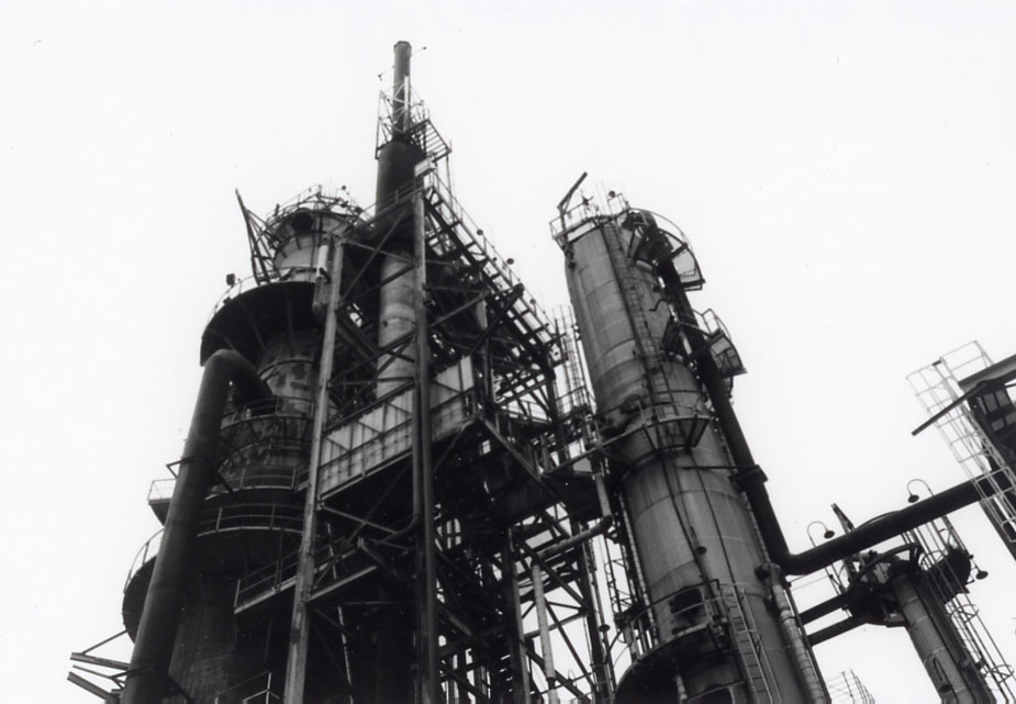 Texaco Refinery, Port Credit