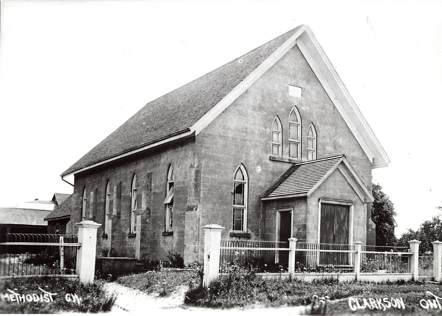 Carman Methodist Church, Clarkson