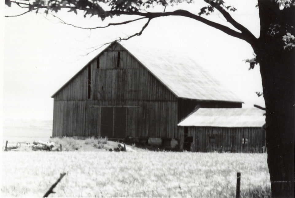 Cordingley Barn, Lisgar, Meadowvale