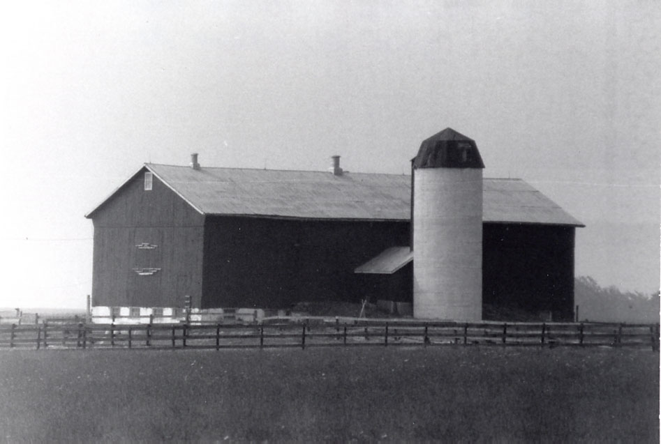 Oliver Barn, Derry West, Meadowvale