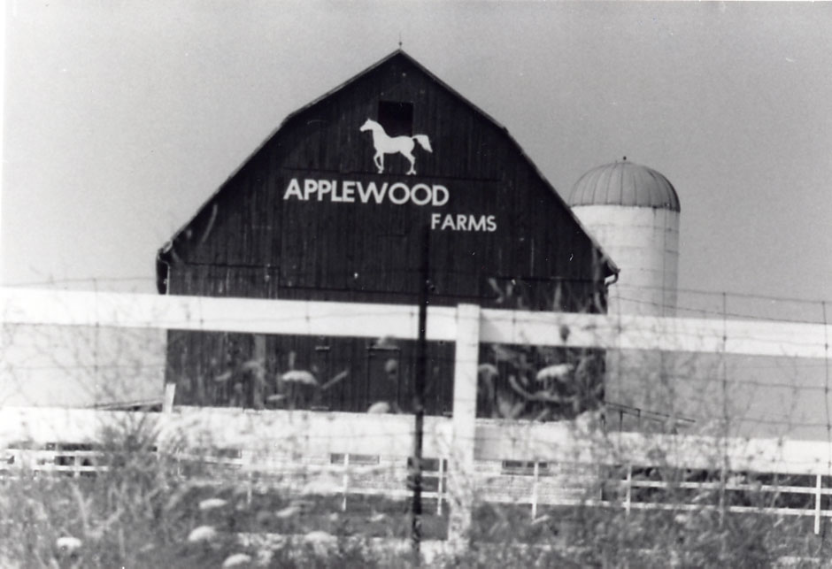 Applewood Farms Barn, Britannia