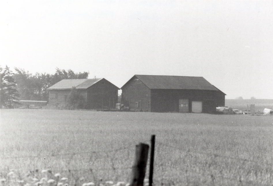 Brown-Madill Barn, Meadowvale