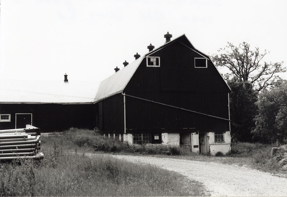Simpson-Humphries Barn C, (Sanford Farm), Meadowvale