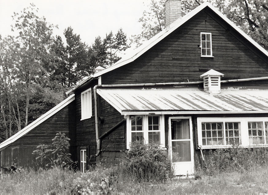 Simpson-Humphries Barn D, (Sanford Farm), Meadowvale
