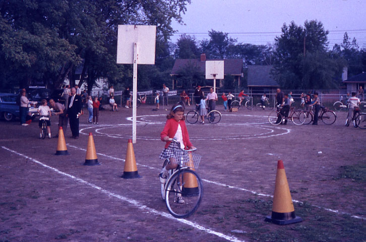 Bicycle Rodeo, Lorne Park