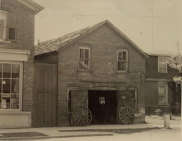 Blacksmith Shop, Streetsville