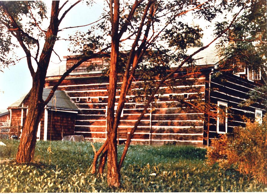 Leslie Log House, Streetsville