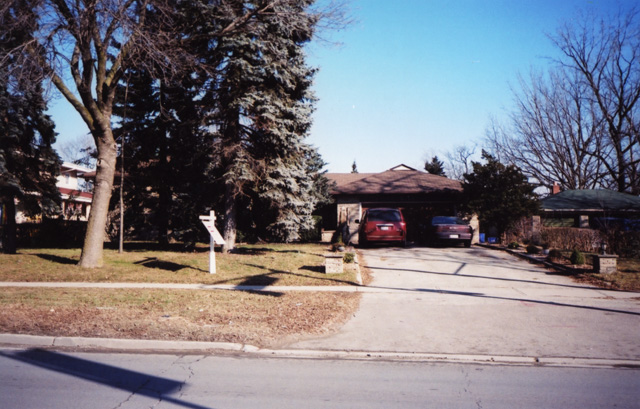 Cawthra Road Residence