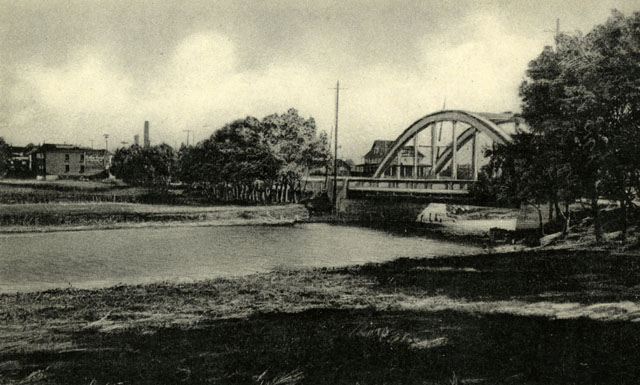 Lakeshore Road Bridge, Port Credit